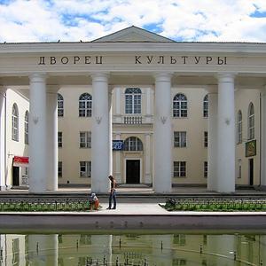 Дворцы и дома культуры Краснодара