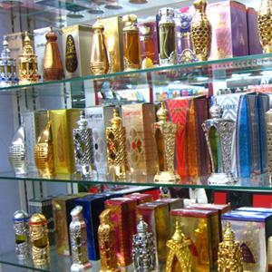 Парфюмерные магазины Краснодара