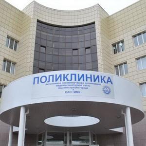 Поликлиники Краснодара