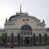 Железнодорожные вокзалы в Краснодаре