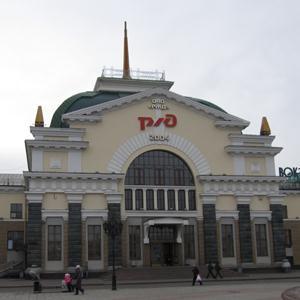 Железнодорожные вокзалы Краснодара